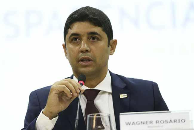Wagner de Campos Rosário vai continuar no cargo de ministro da Transparência e Controladoria Geral da União - Ministros do governo Jair Bolsonaro