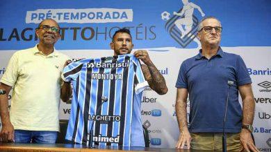 Wlanter Montoya é apresentado oficialmente pelo Grêmio 390x220 - Grêmio apresenta oficialmente o meia Montoya
