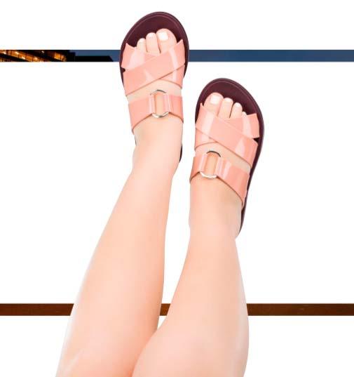 Zaxy - Zaxy lança nova linha de sandálias para o verão