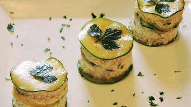 abobri 390x220 - Canapé de abobrinha com creme de ricota e gorgonzola