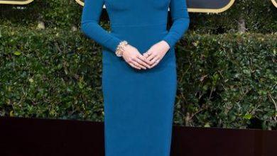 amy adams calvin klein 390x220 - Celebridades vestiram Calvin Klein no 76º Golden Globe Awards