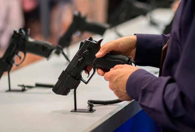 arma 1 - Posse de armas: investimento mínimo é de R$ 3,7 mil