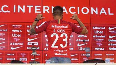 atacante Rafael Sobis volta ao Inter 2 390x220 - Inter faz apresentação oficial do atacante Rafael Sobis
