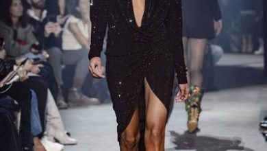 Photo of Desfile de Alexandre Vauthier brilha com mais de 385 mil cristais Swarovski