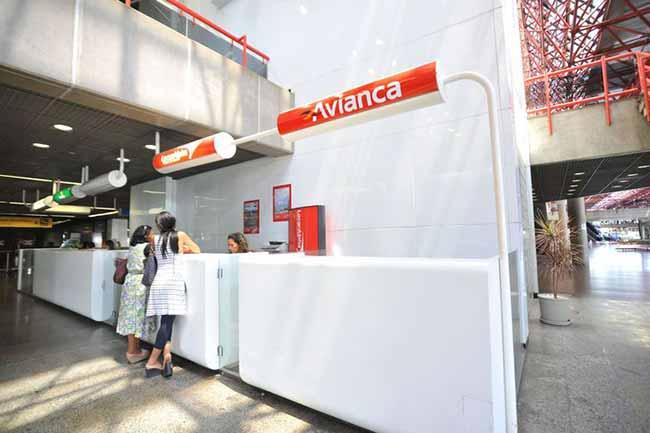 axianca - Avianca cancela voos internacionais