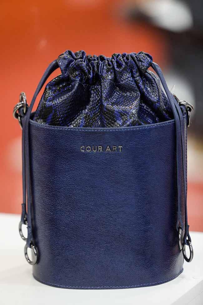 bolsa5 - Couromoda apresentou tendências em bolsas para o outono/inverno 2019