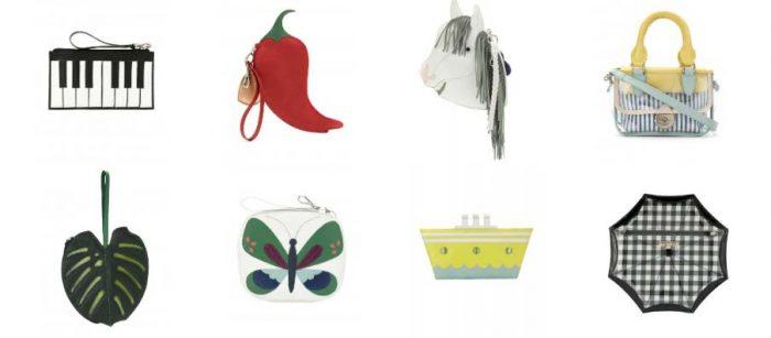 bolsas 700x307 - Sarah Chofakian apresenta suas bolsas divertidas