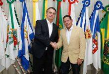 bolsonaro e mourão 220x150 - Bolsonaro quer atrair investimentos para o Brasil em Davos