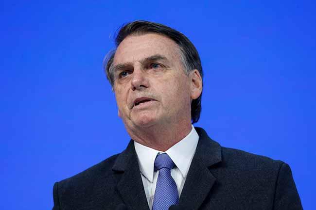 bolsonaro - Bolsonaro viaja aos EUA neste domingo