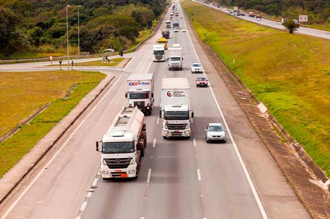caminhao - Quase um terço dos caminhoneiros dirige sob efeito de drogas pesadas