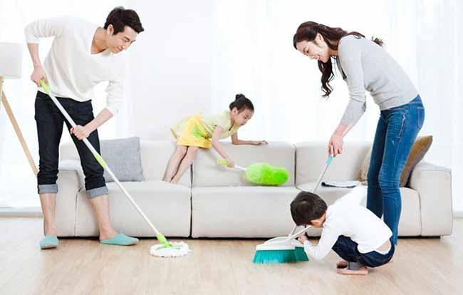 casaferias - Dicas para organizar a casa durante as férias