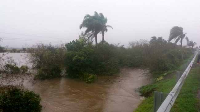 chuvas rs - Semana será de chuvas fortes e temporais em todo o RS