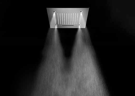 chuveiro - Codda Metais lança chuveiro Bolero Spa