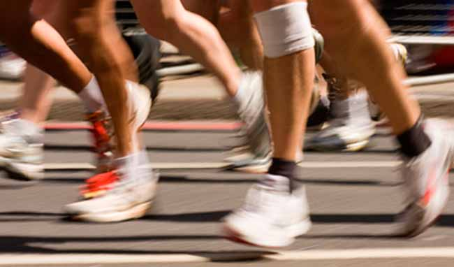 corr - Dicas para aliviar as dores pós-maratona