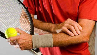 cotov 390x220 - Dor de cotovelo de tenista
