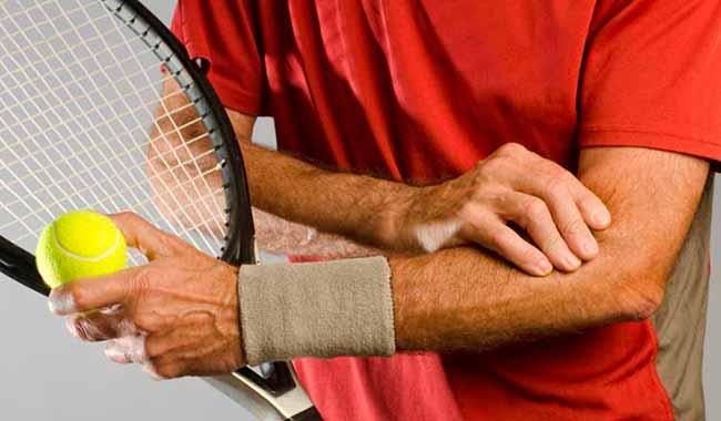 cotov - Dor de cotovelo de tenista