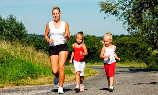 criancor - Especialista indica a idade ideal para as crianças começarem a correr