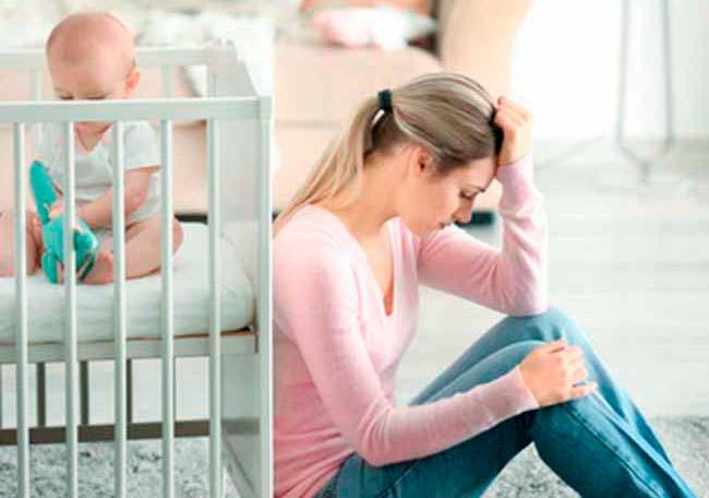 depre - Aproximadamente 20% das brasileiras sofrem de depressão pós-parto