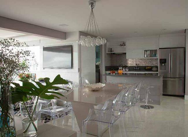 dicas de como integrar salas e cozinhas6 642x468 - Dicas de como integrar salas e cozinhas