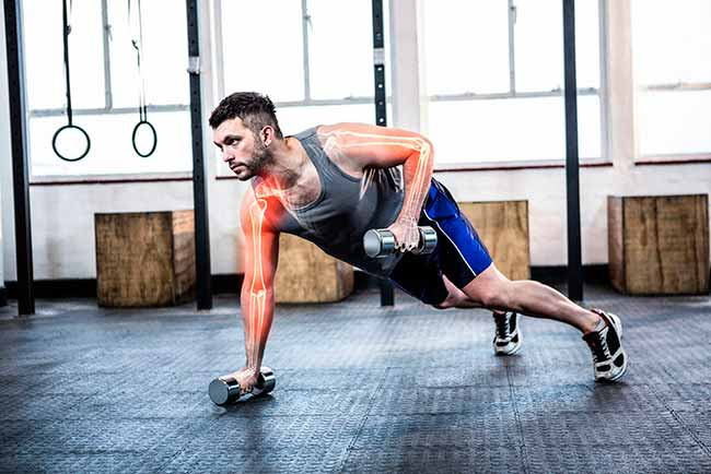 dor - Dor durante exercício físico é sinal de alerta