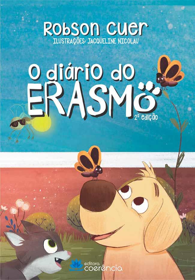 erasmo - Livro infantil aborda o amor pelos animais