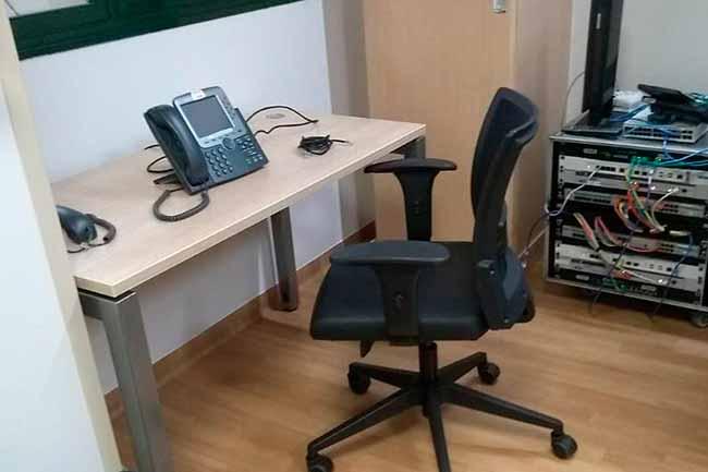 escritorio3 - Bolsonaro reassume presidência e vai despachar do hospital
