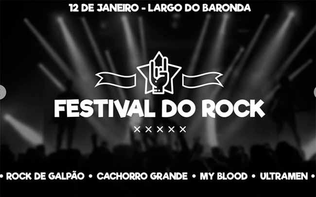 fest - Festival do Rock acontece hoje em Capão da Canoa