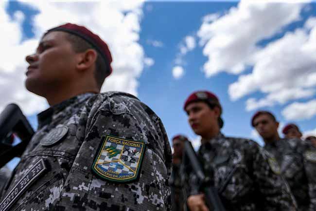 força nacional - Ministro Sergio Moro autoriza envio da Força Nacional ao Ceará