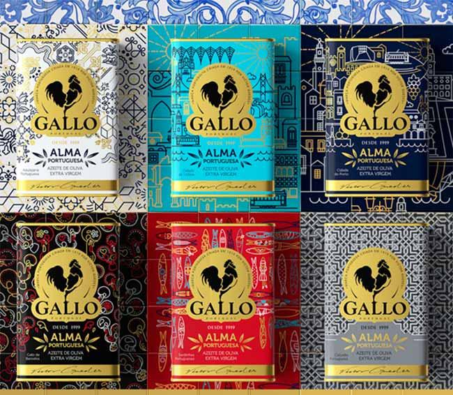 gallo - Gallo lança coleção Alma Portuguesa
