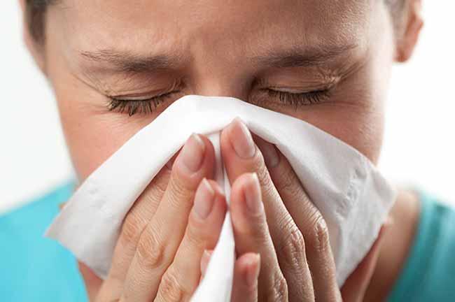grip - O verão e as doenças respiratórias