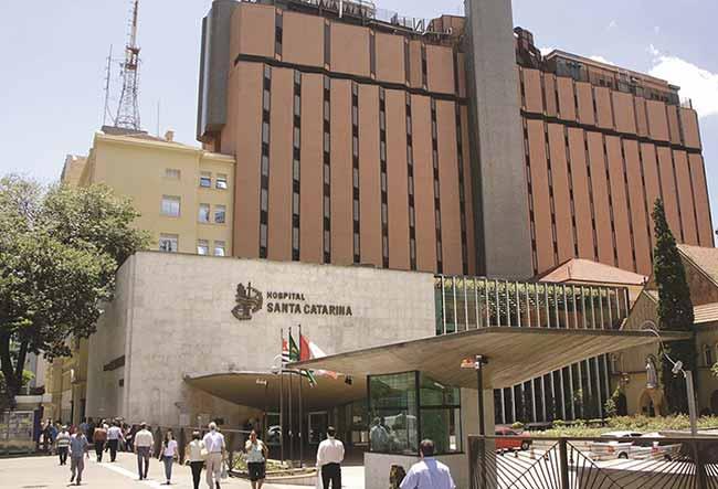 hospital santa catarina em São Paulo - Pronto Atendimento que atende paciente em 12 minutos