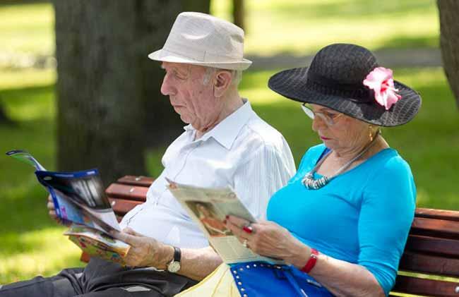 id - Altas temperaturas podem afetar a saúde dos idosos