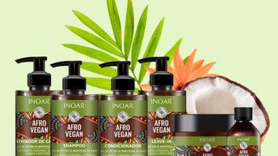 inoar afro 390x220 - Inoar lança linha Afro Vegan