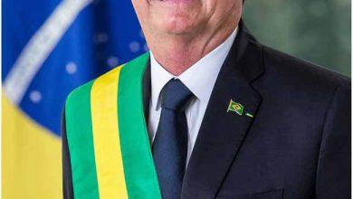 jair bolsonaro 390x220 - Presidente Jair Bolsonaro divulga foto oficial em formato padrão