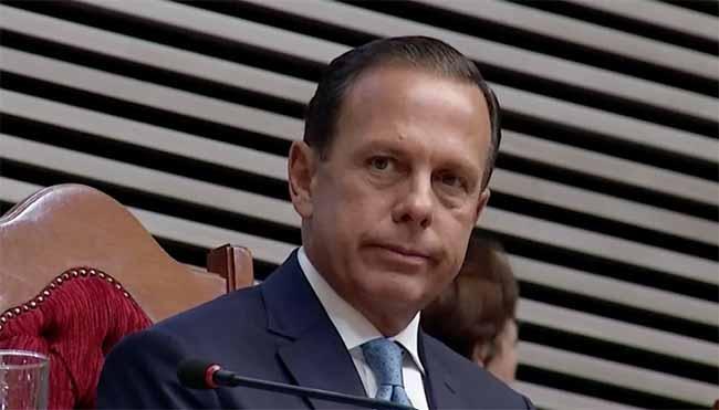 """joaodoria posse 840x440 - Doria toma posse e fala em """"fazer o governo que a população deseja"""""""