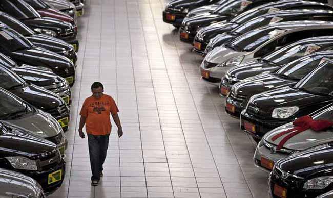 licenciamento de veículos novos - Fabricantes prevêem elevação de 11,4% no licenciamento de veículos novos