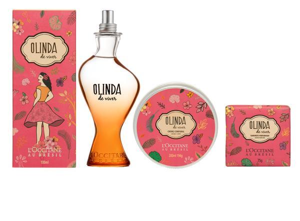 linha completa web  - L'Occitane au Brésil sugere produtos corporais e de perfumaria para o verão