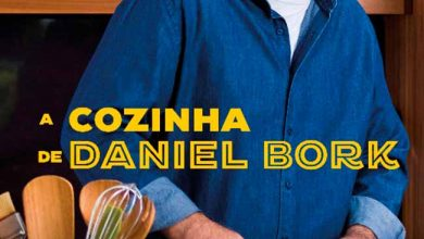 livro de receitas 390x220 - Daniel Bork lança novo livro de receitas
