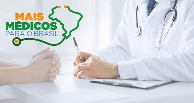 mais medicos - 82% das vagas do Mais Médicos foram preenchidas por profissionais com CRM Brasil