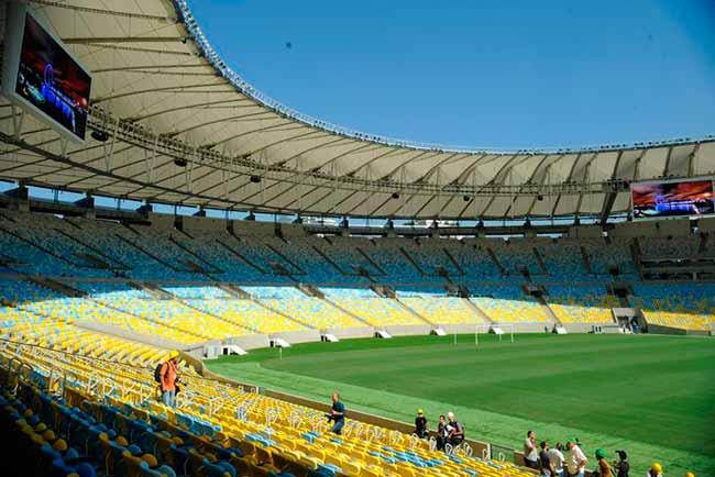 maracana - Maracanã quer sediar final da Libertadores 2020