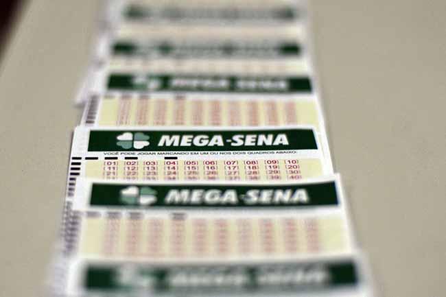megasena - Mega-Sena acumula e pode pagar R$ 38 milhões na quarta-feira