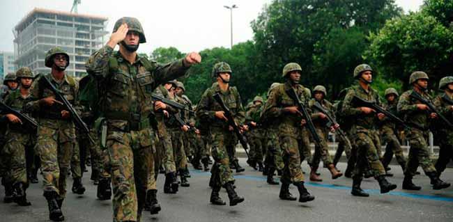militar - Alistamento no serviço militar iniciou dia 2 de janeiro
