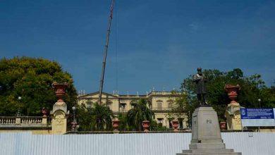 museu nacional 390x220 - BNDES vai liberar recursos ao Museu Nacional conforme apresentação de orçamentos