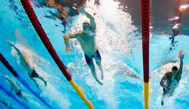 nataç 1 - Cuidados para evitar lesões na natação