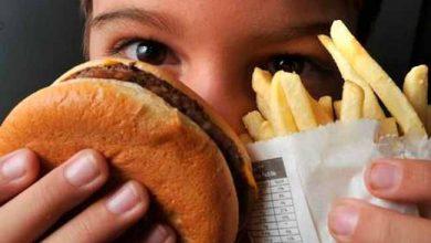 obesidade infantil 390x220 - Porções exageradas contribuem para obesidade e a dificuldade de perder peso