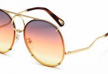 oclos 220x150 - Chloé lança óculos de sol com lentes substituíveis