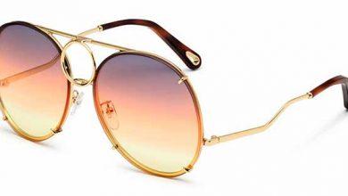 oclos 390x220 - Chloé lança óculos de sol com lentes substituíveis