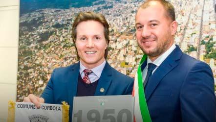 pacto galop - Galópolis e Corbola assinam pacto de amizade em março na Itália