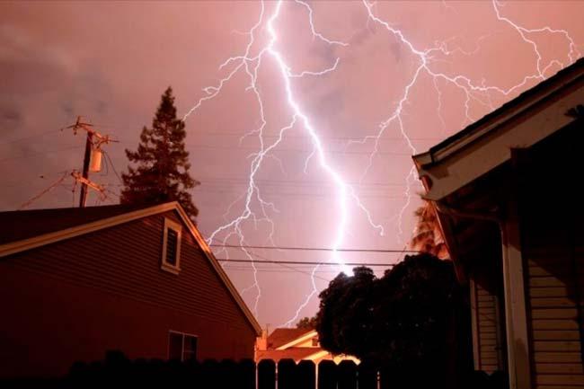 raioschuva - Aterramento elétrico diminui riscos de choque e queima de equipamentos em temporais