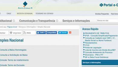 Photo of RS: empresas excluídas do Simples Nacional podem reverter situação até 31/01